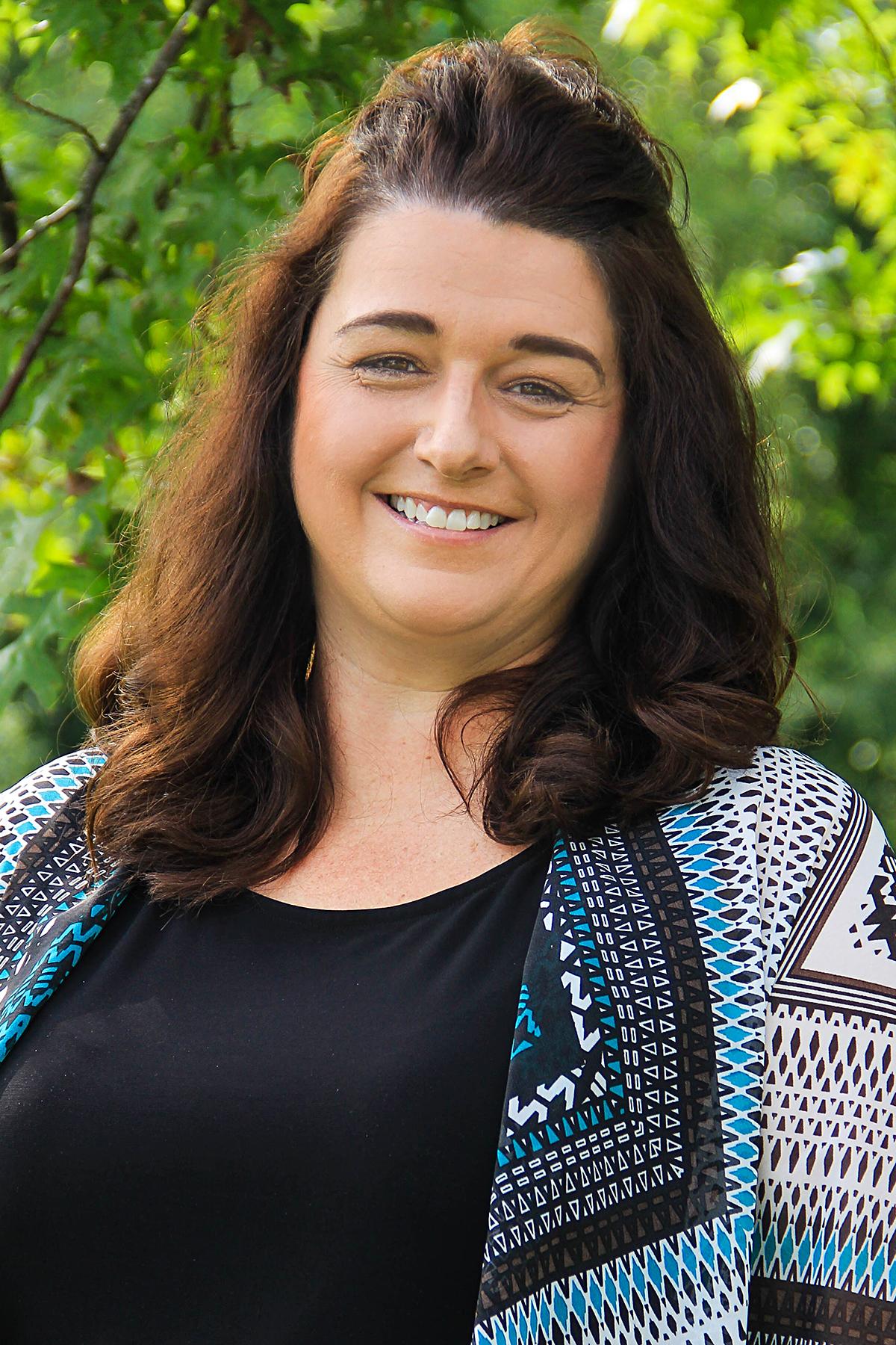Christine Holcomb, Pre KA Aide