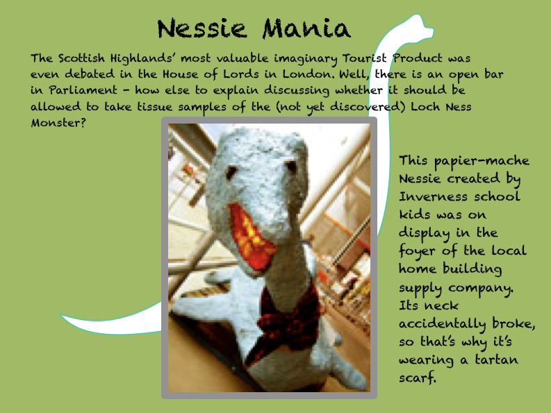 NESSIE TARADIDDLE - coming soon!