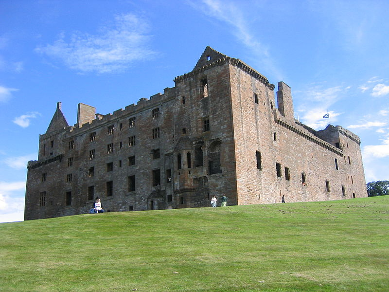 Linlithgow Palace aka Wentworth Prison