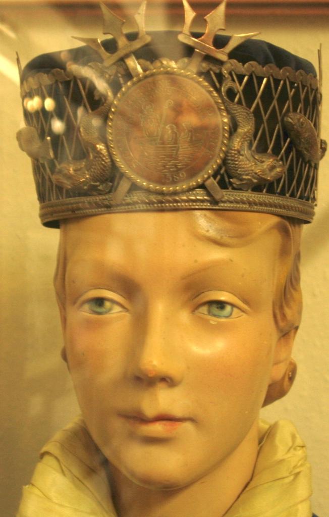 Crown of the Wick Herring Queen