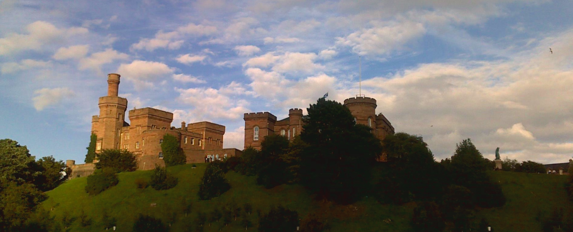Inverness+Castle