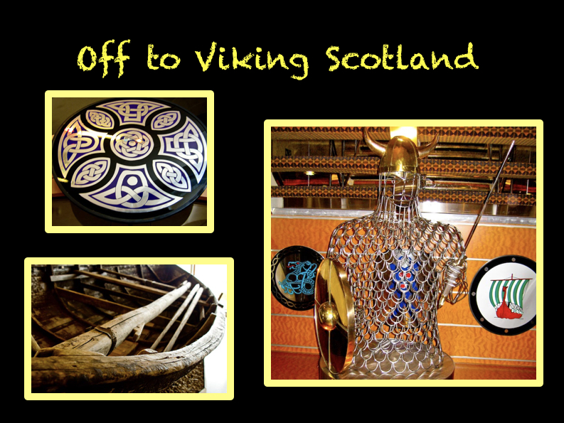 ORKNEY AND SHETLAND - coming soon!