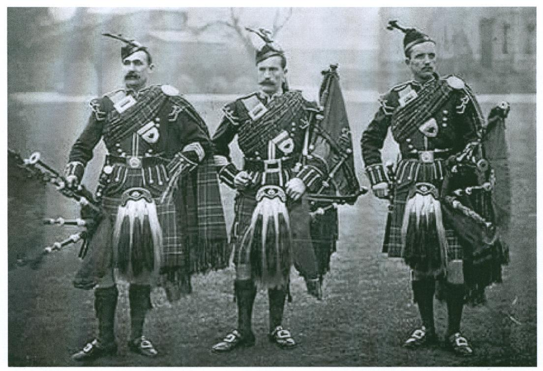 WAR PIPERS