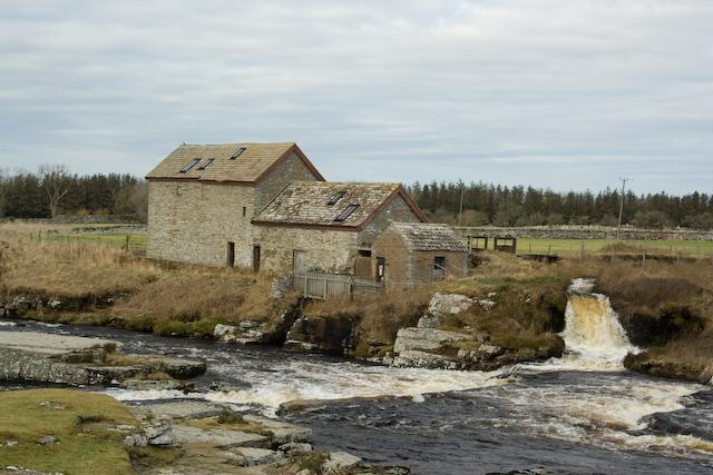 Caithness farmstead