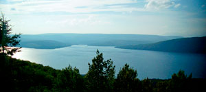 Great Bras d'or Lake
