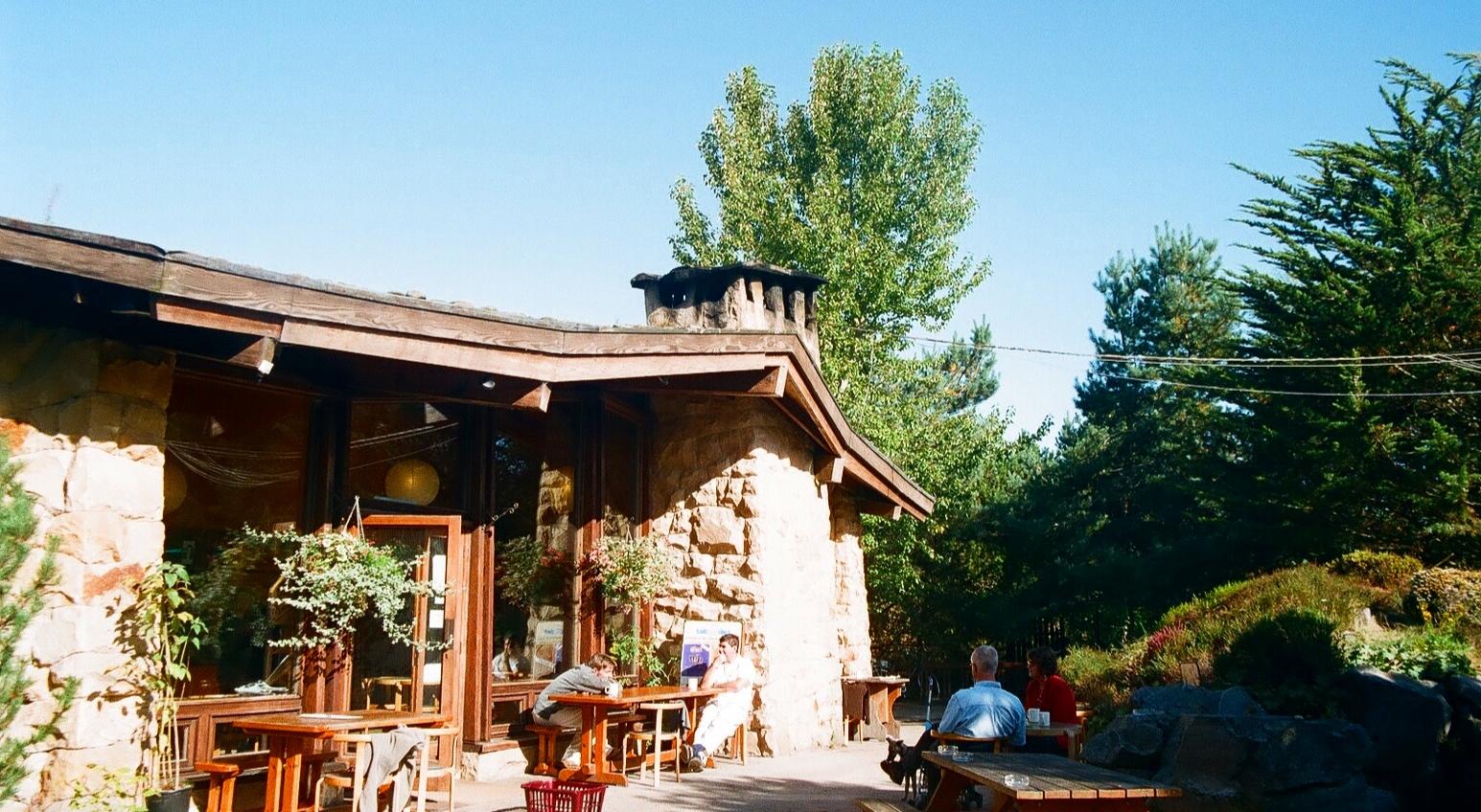 The Phoenix Cafe