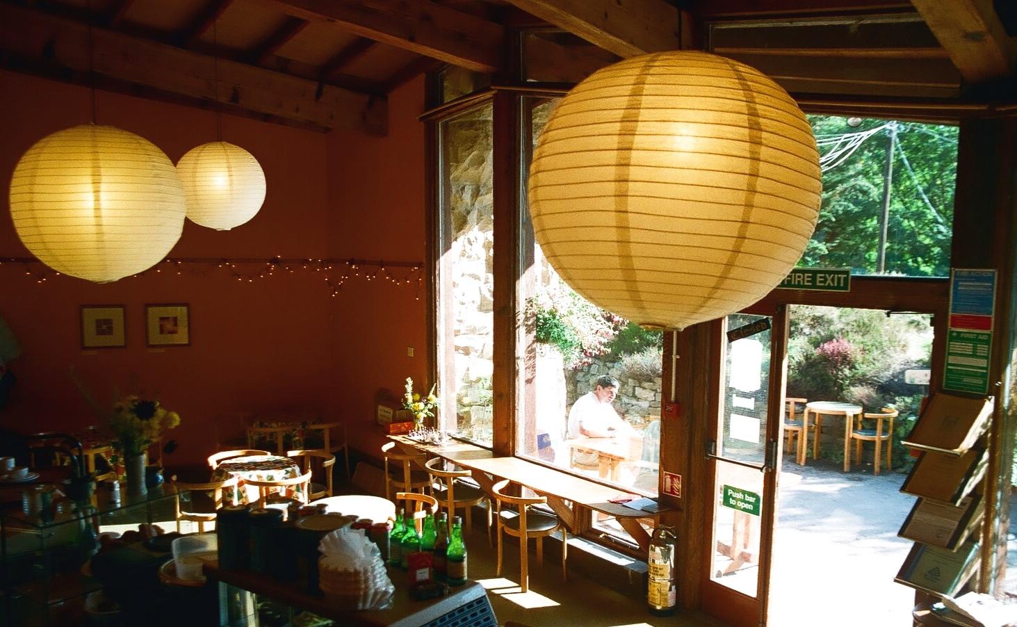 Phoenix Cafe inside