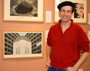 Randy Kinger, Founder of the Moray Art Centre