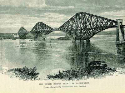 Edinburgh's New Forth Bridge
