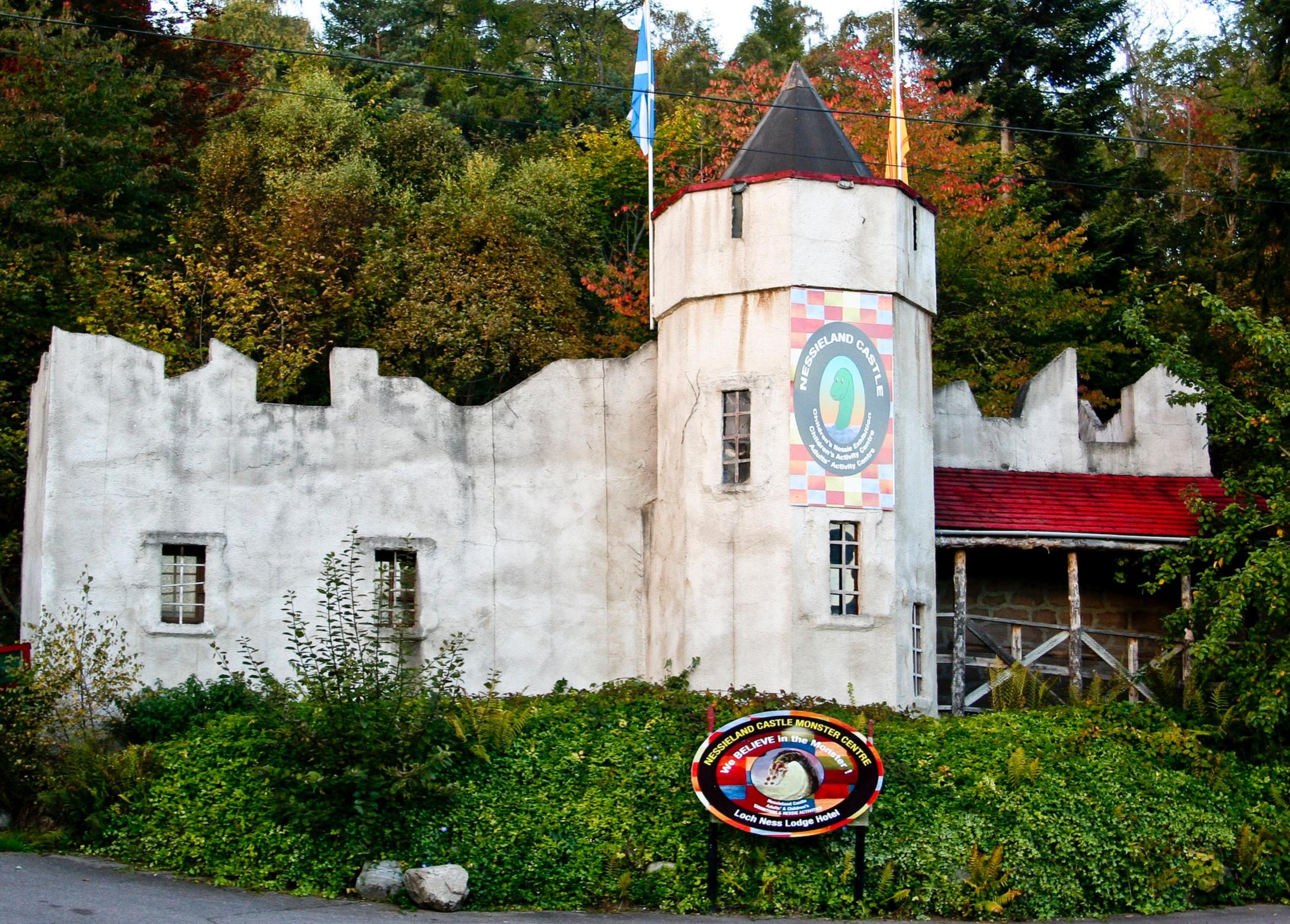 Nessieland Castle