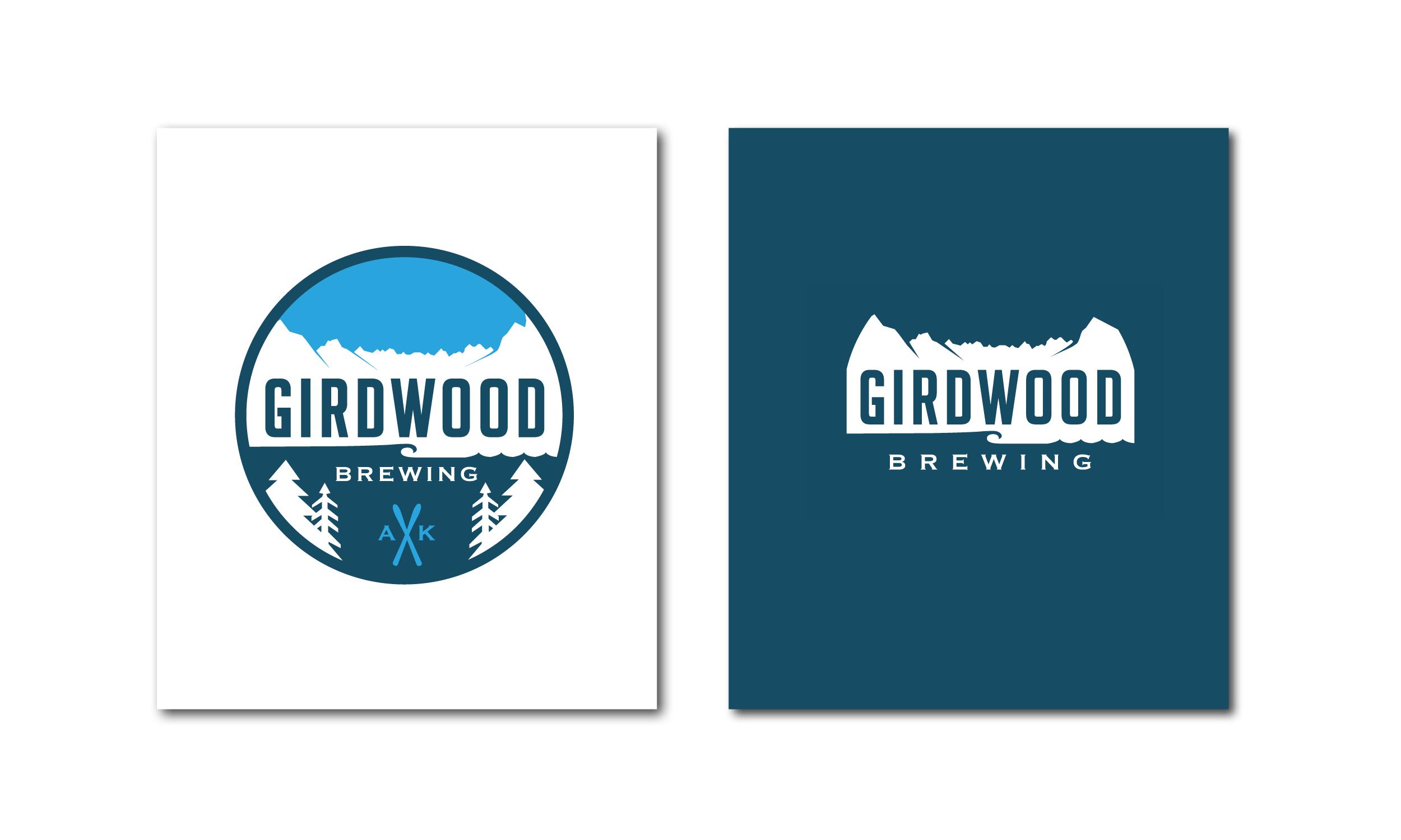 Girdwood Brewing Logo