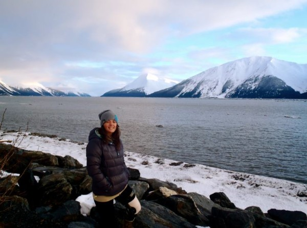 Meg Smith - Turnagain Arm, Girdwood, Alaska