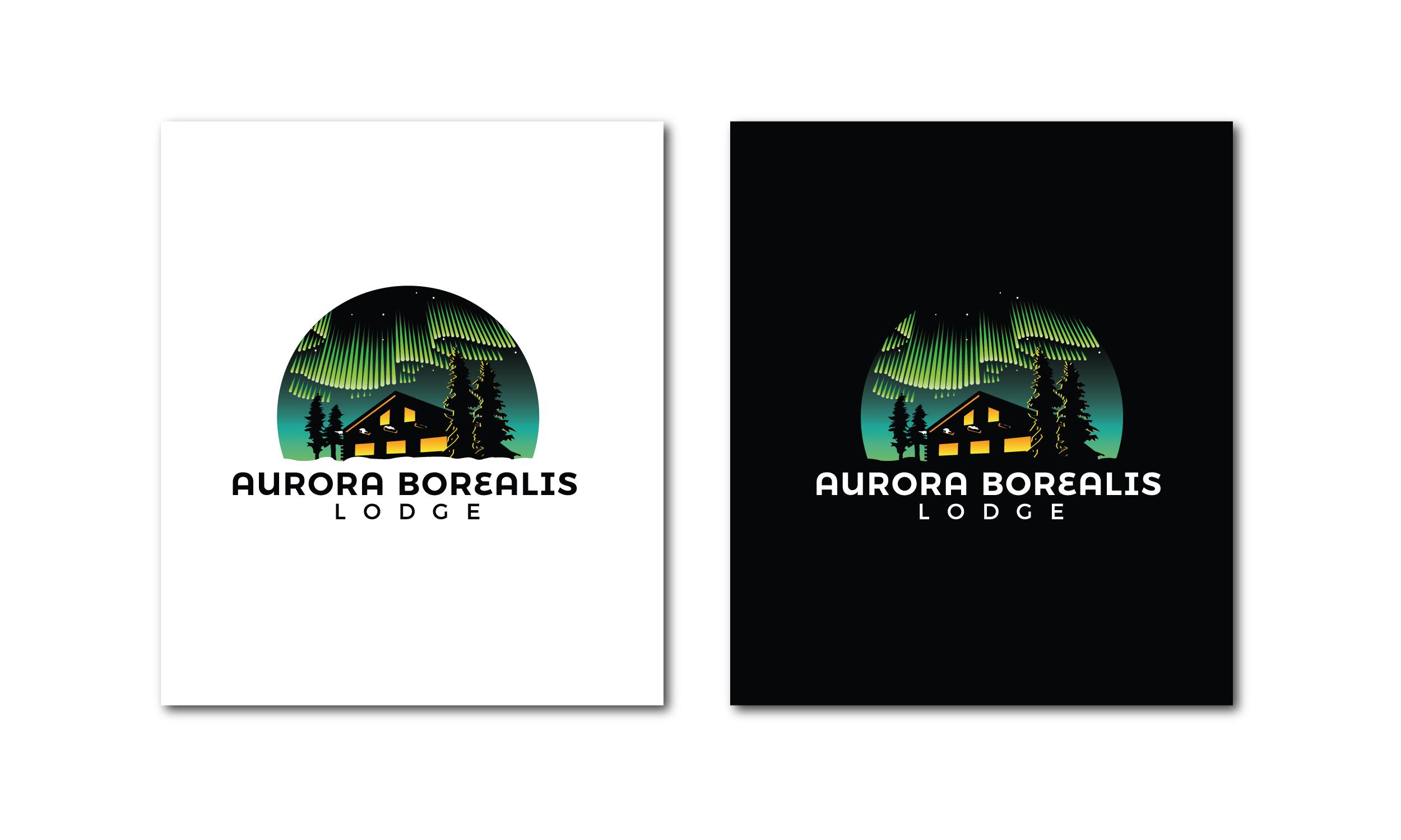 Aurora Borealis Lodge Logo