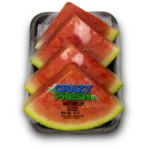 WATERMELON SLICES - 4 COUNT — 80361