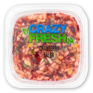 CRANBERRY SALSA - 8 OZ. — 82017