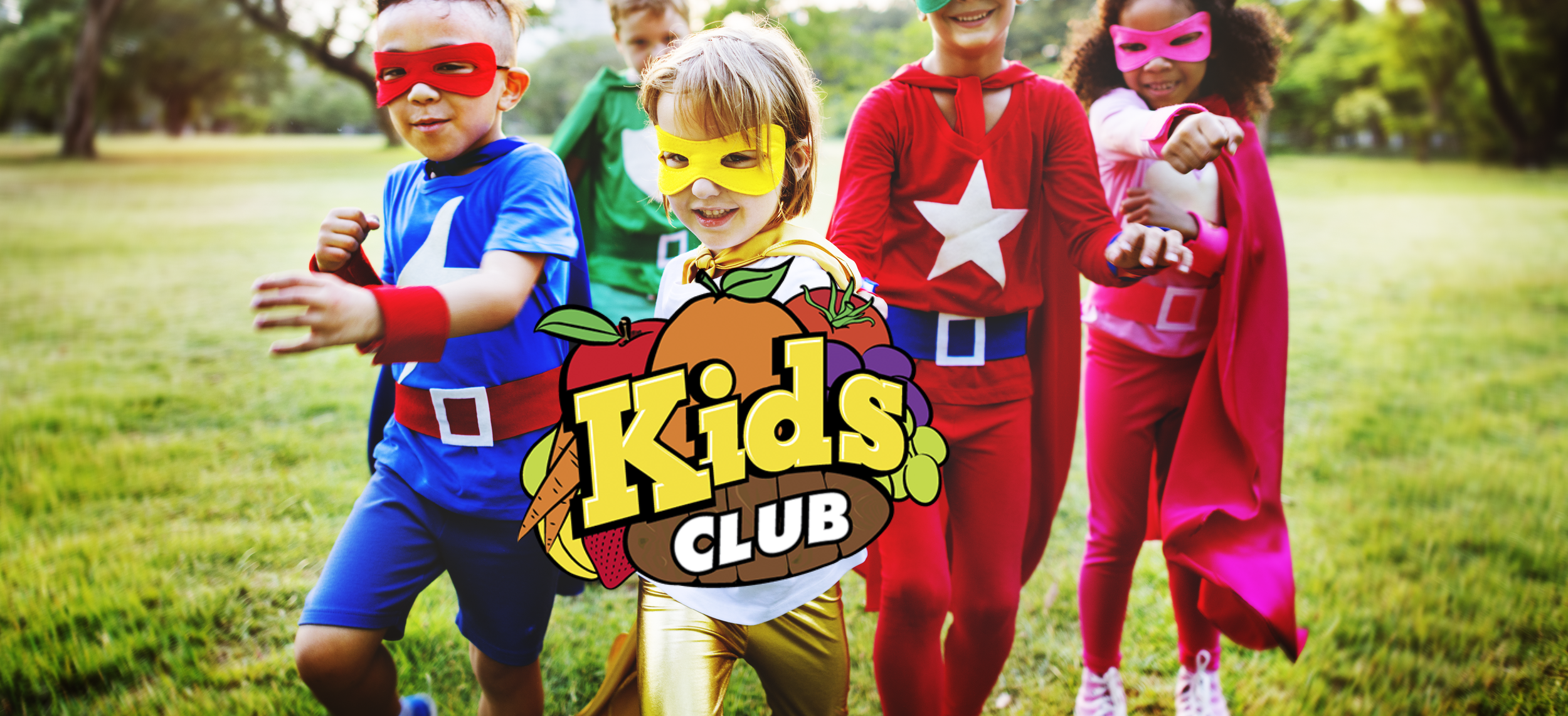 BECOME A CRAZY FRESH SUPER KID TODAY! -