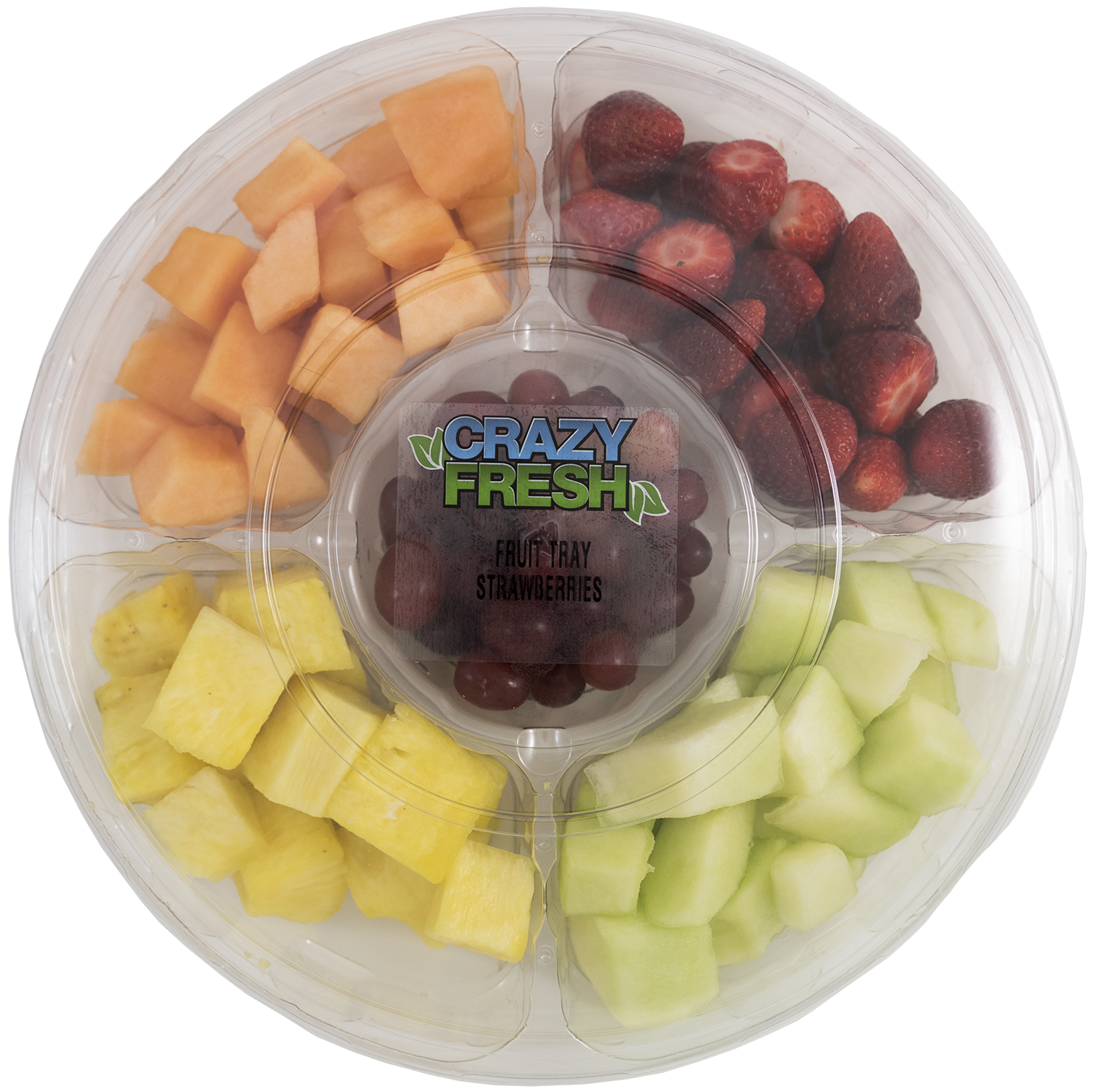 FRUIT TRAY CLUB PACK 6 LBS. - 77020