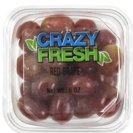 RED GRAPES - 6 OZ. — 80118