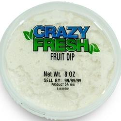 FRUIT DIP - 8 OZ. — 81645