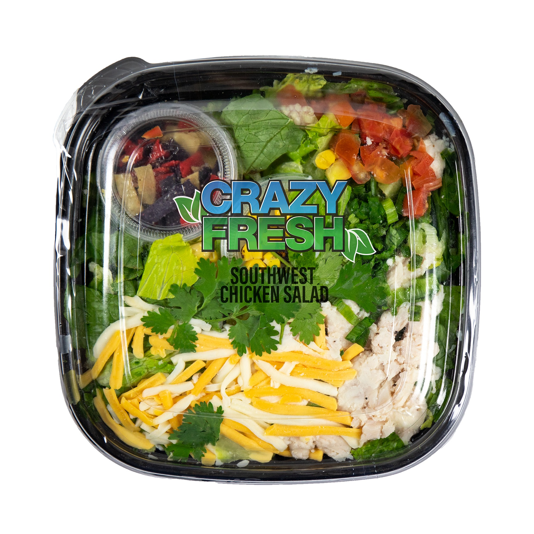 SOUTHWEST CHICKEN SALAD - 12 OZ. — 81024