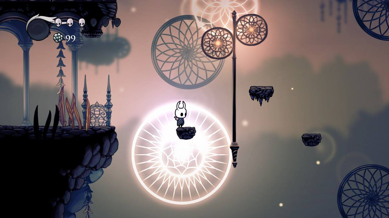 Hollow Knight. Discovering the Resting Grounds.