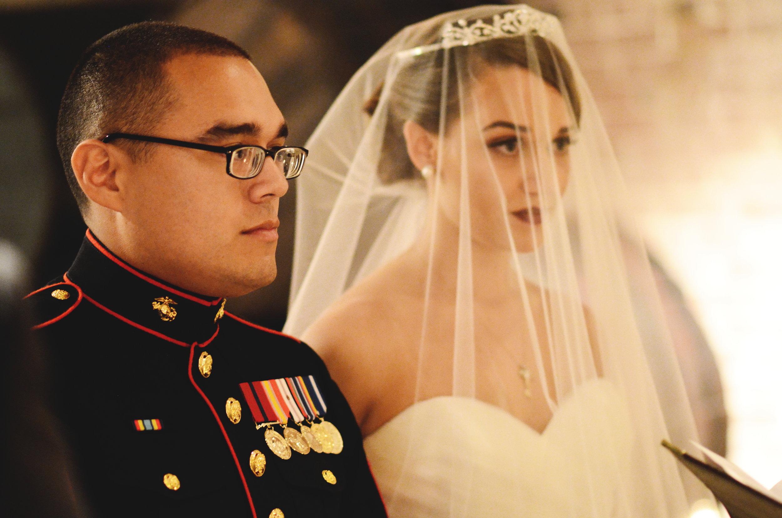15 August 2014, The Benson Hotel, Portland, Oregon. Our wedding was pretty much a fairytale.