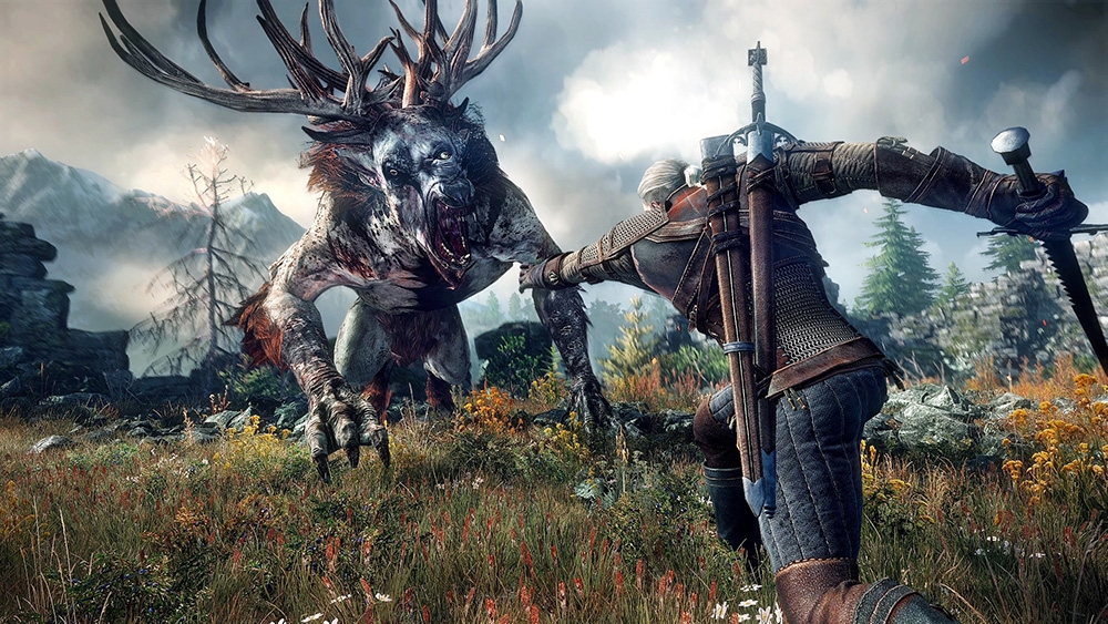 As inaccessible as they are great, games like The Witcher III: Wild Hunt were met with critical acclaim, but alienated players with its deep RPG elements and complex battle systems.  Image Source