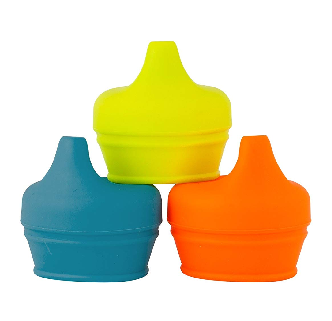 Boon Silicone Sippy Lids