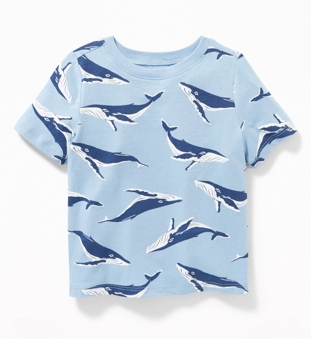 Whale Graphic Tee
