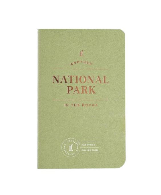 Letterfolk National Park Passport