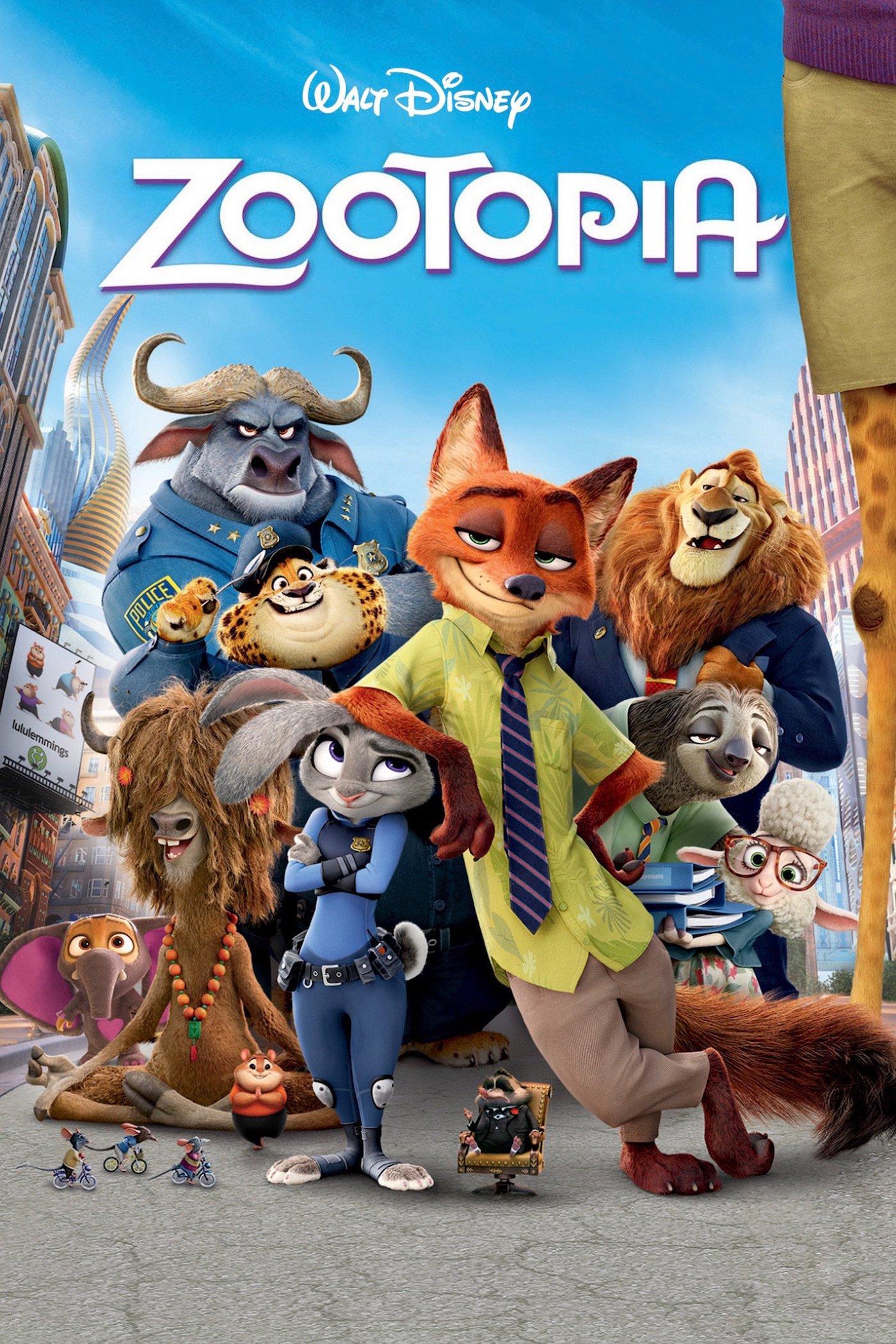 Zootopia Digital HD