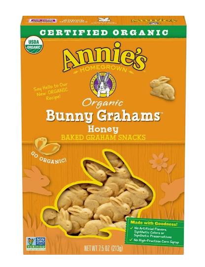 Annie's Honey Bunny Grahams