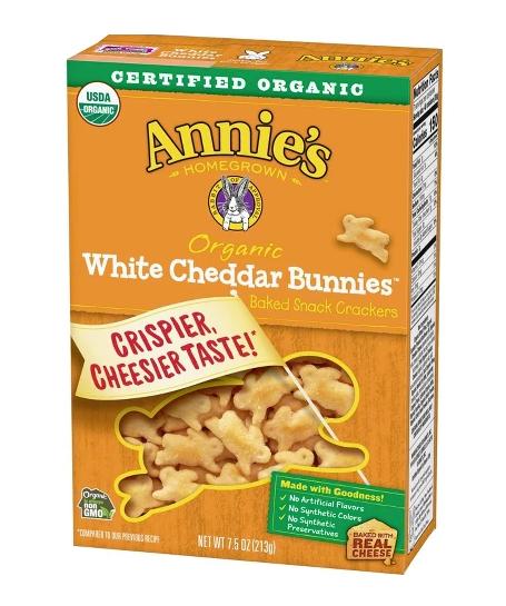 Annie's White Cheddar Bunnies