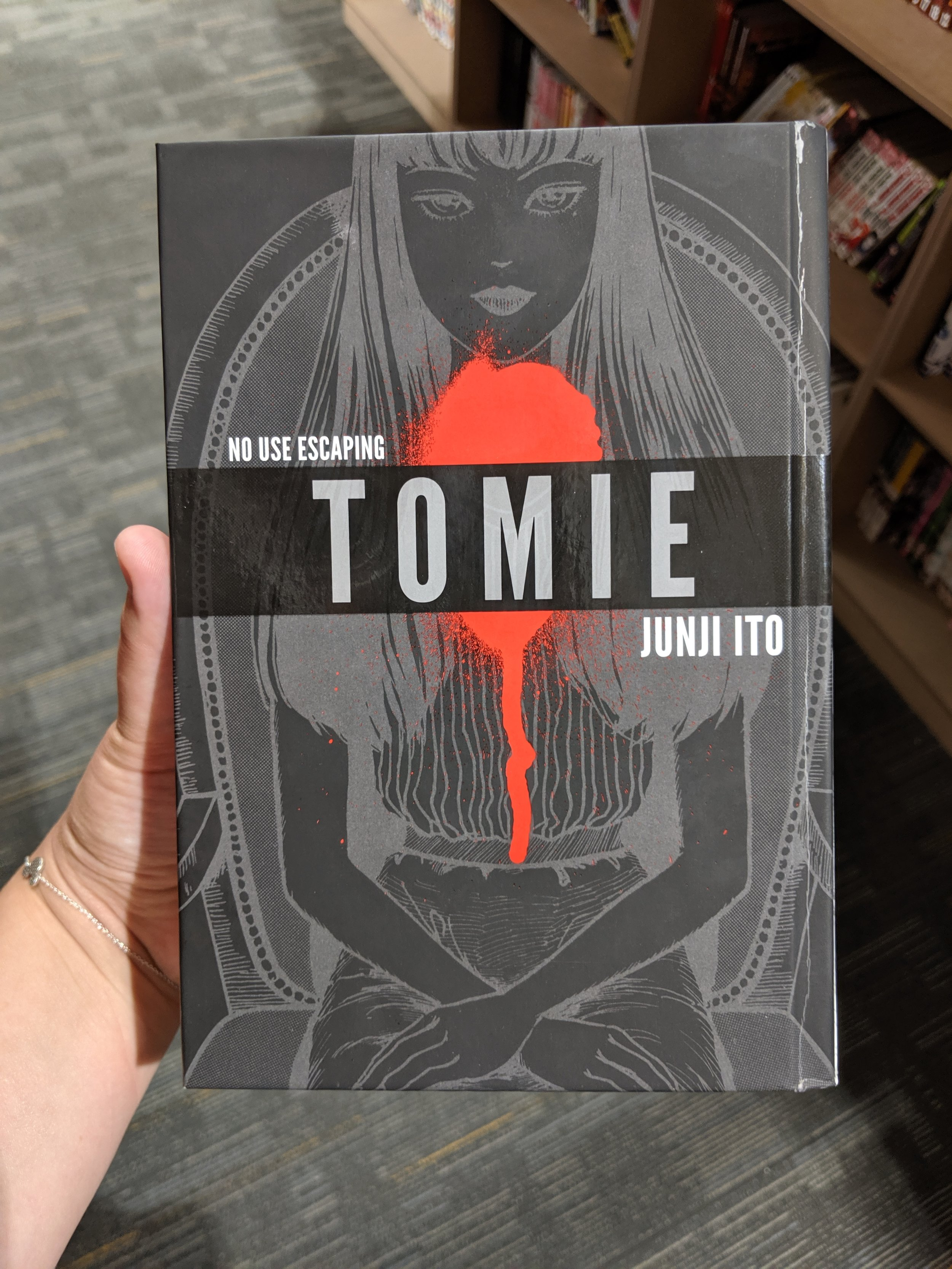 Tomie Complete Deluxe Edition by Junji Ito at 2nd and Charles in Fort Collins, Colorado.