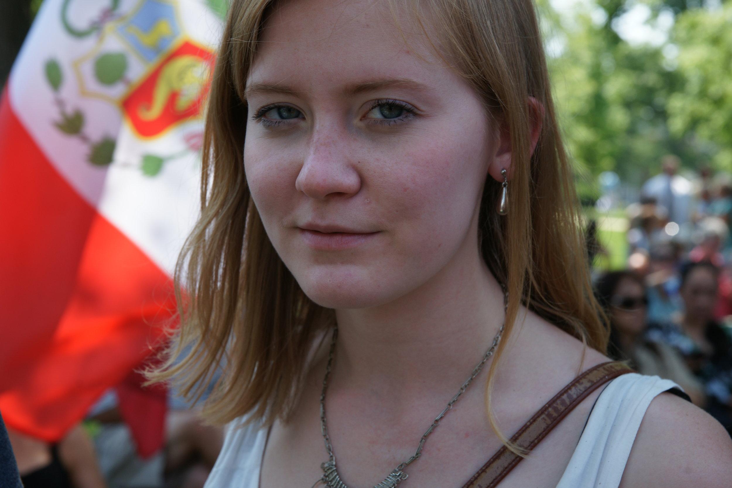 Em at 2012 Graduation