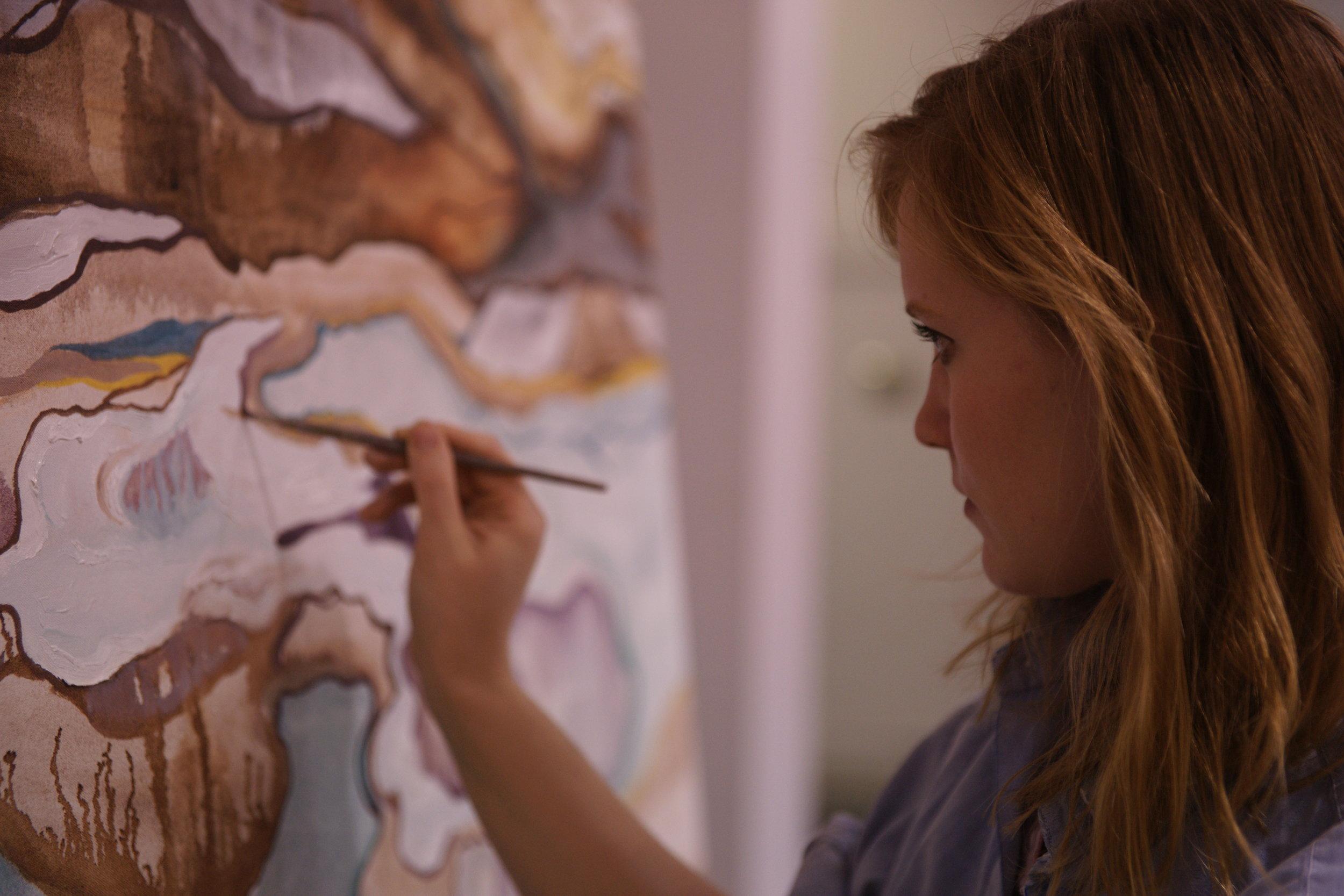 Painter Profile