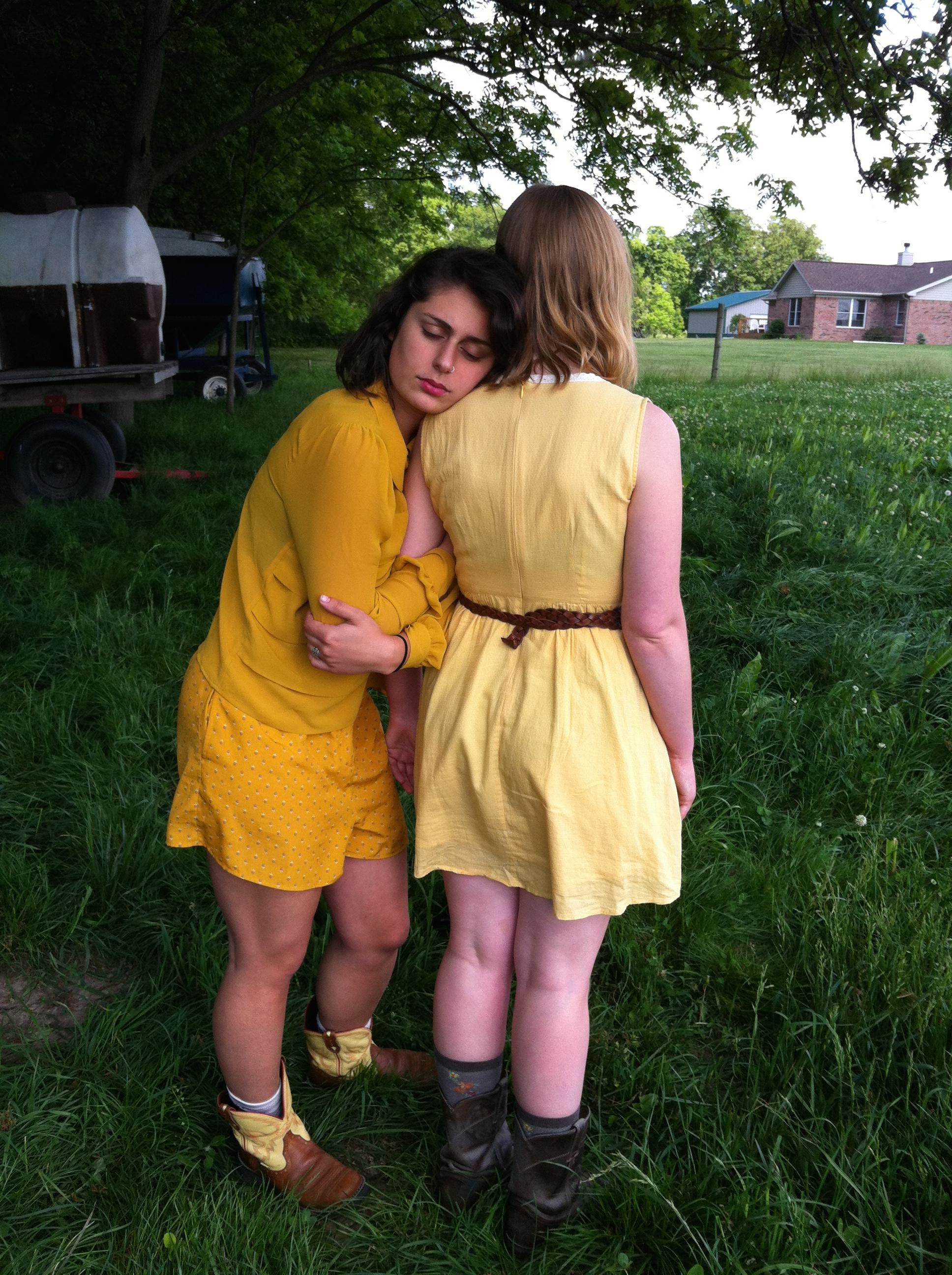 Jess and Em