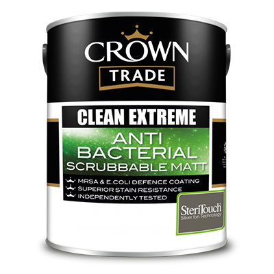 Clean extreme anti bacterial scrubbable matt product pic.png