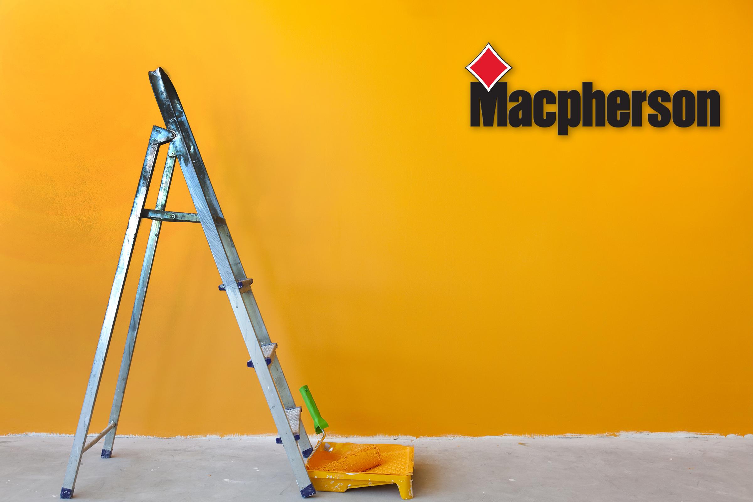 Macpherson paints