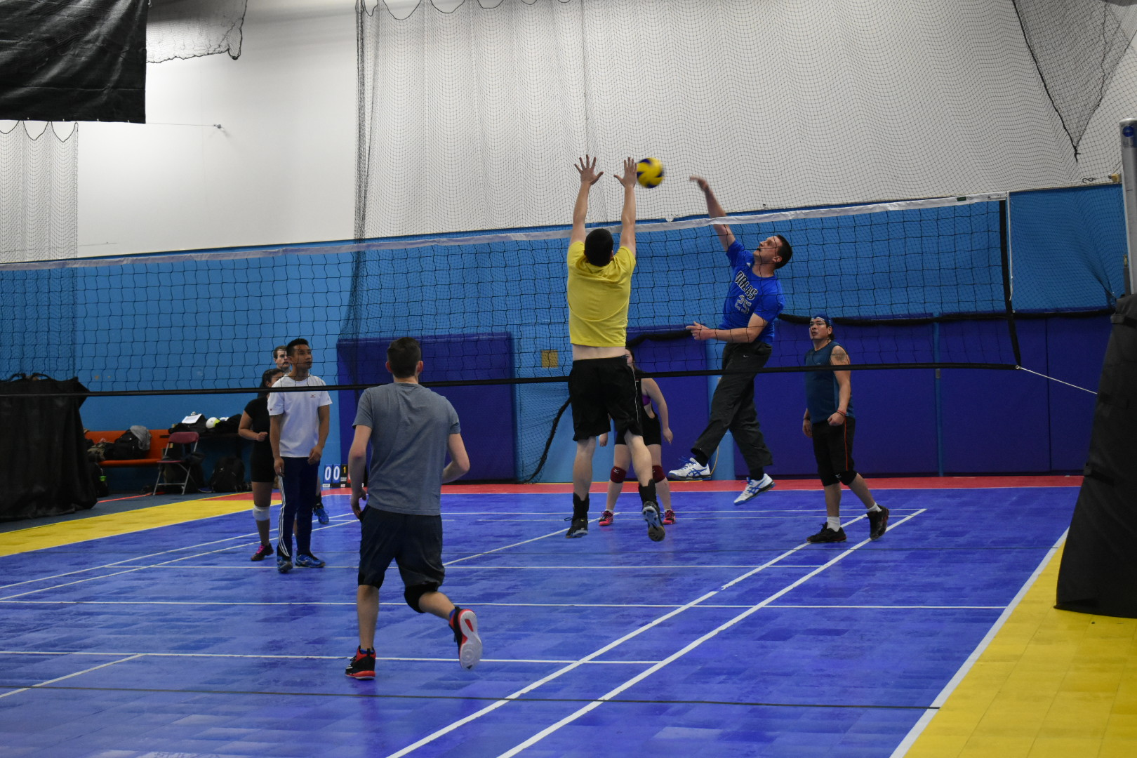 Actionzone Volleyball Tournament