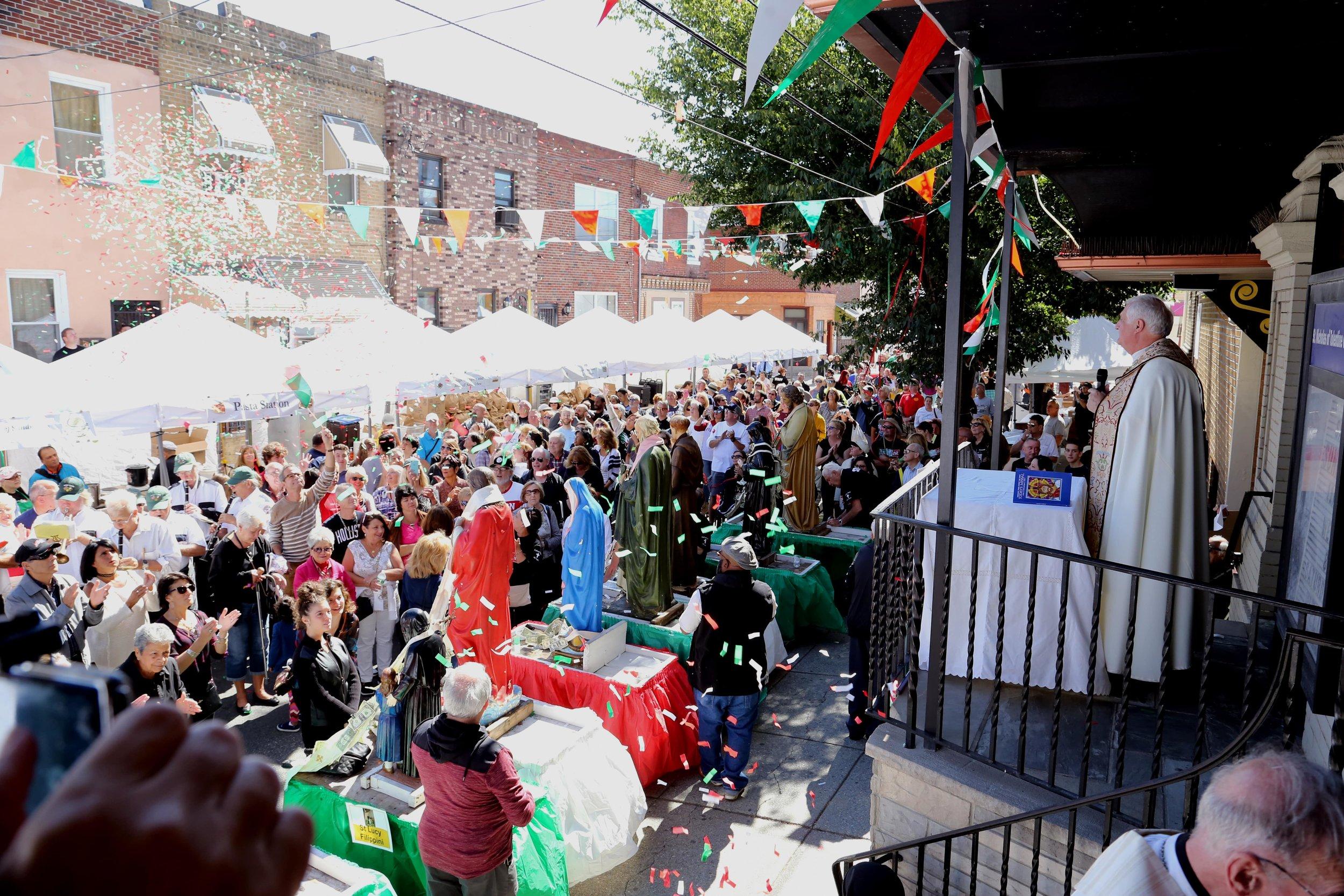 Photos of Past Festivals -