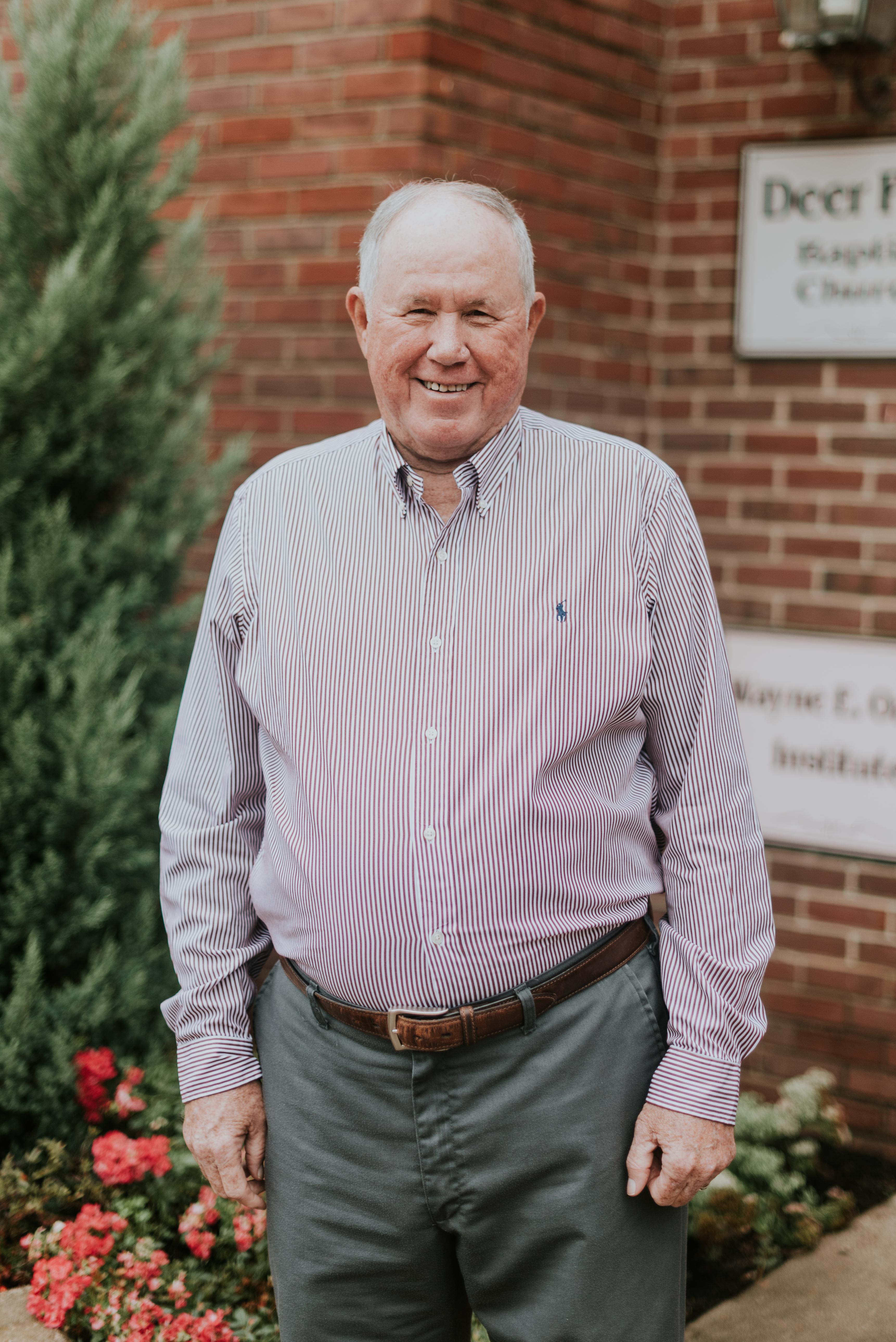 Jerry Houston (Chairman)