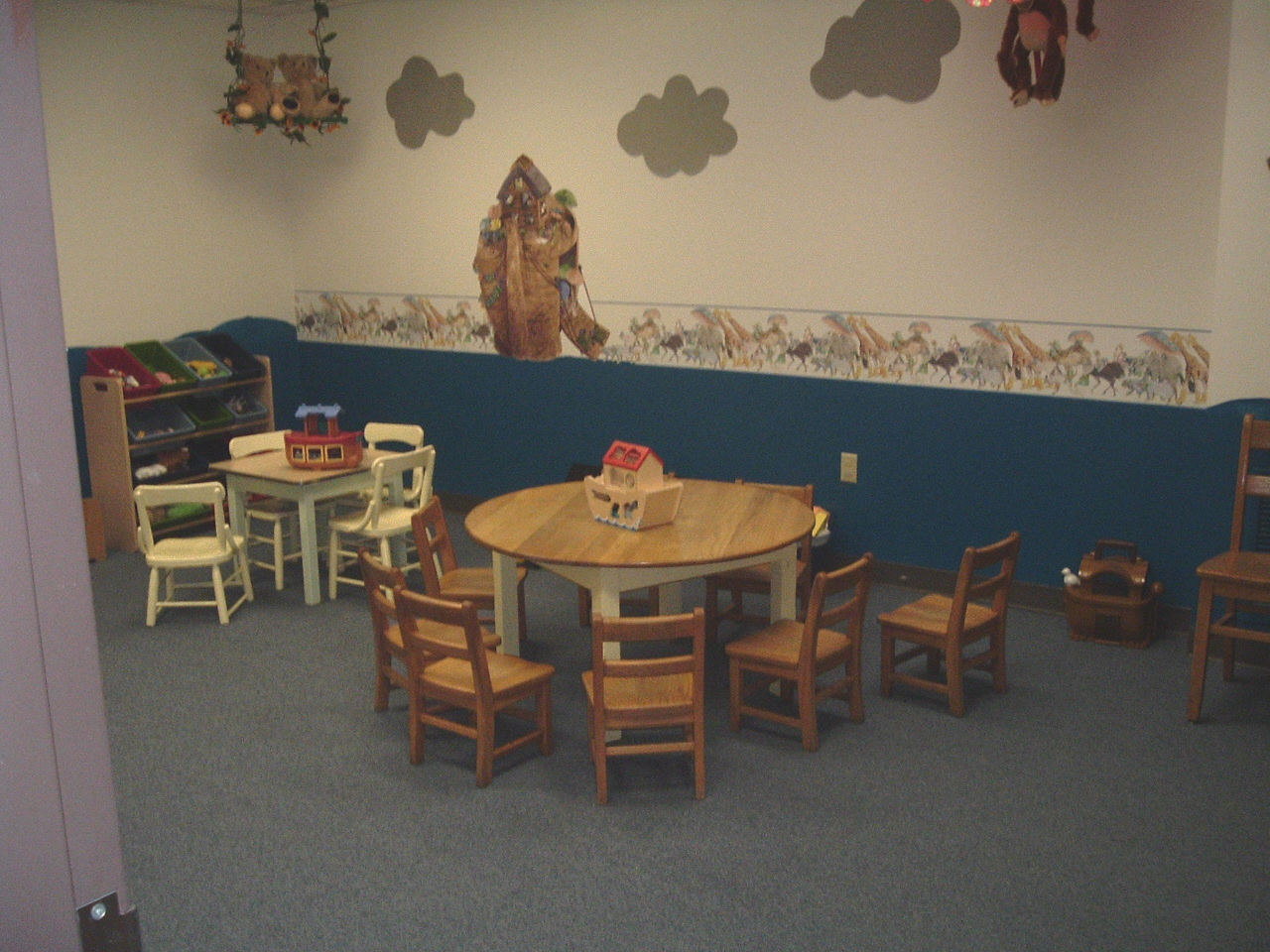 - Do you have childcare?Yes! Deer Park has Sunday School for elementary age children and childcare for babies through preschool. All of our children's ministry workers are experienced, trusted, and eager to care for your child.