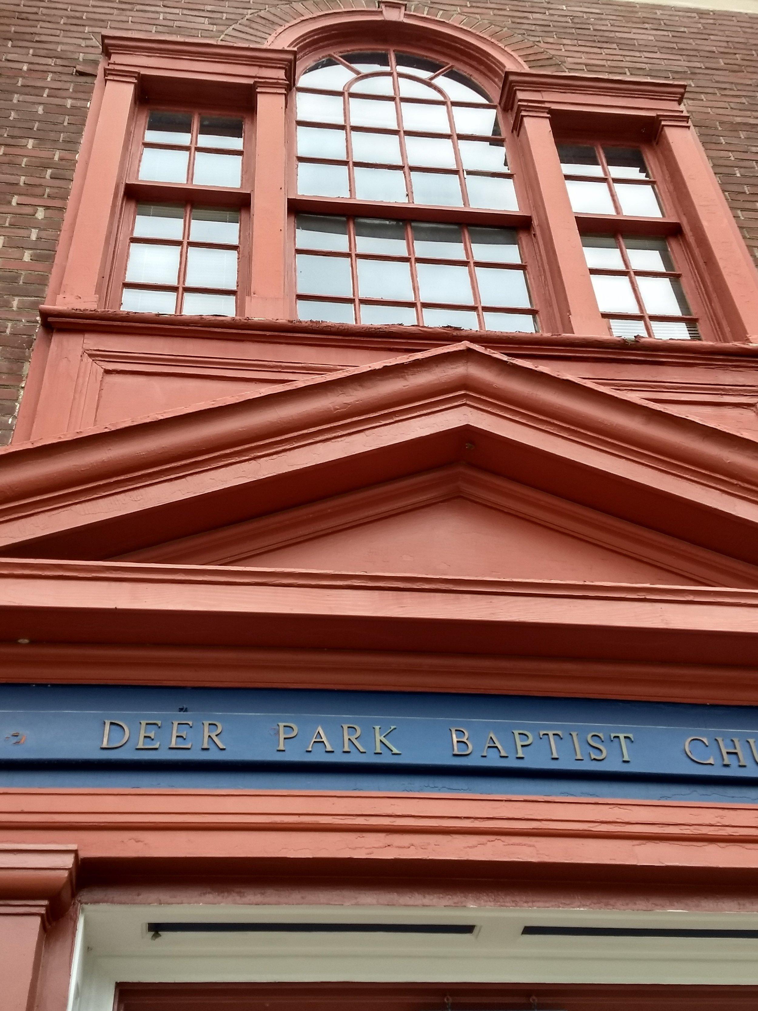 DPBC building front office door.jpg
