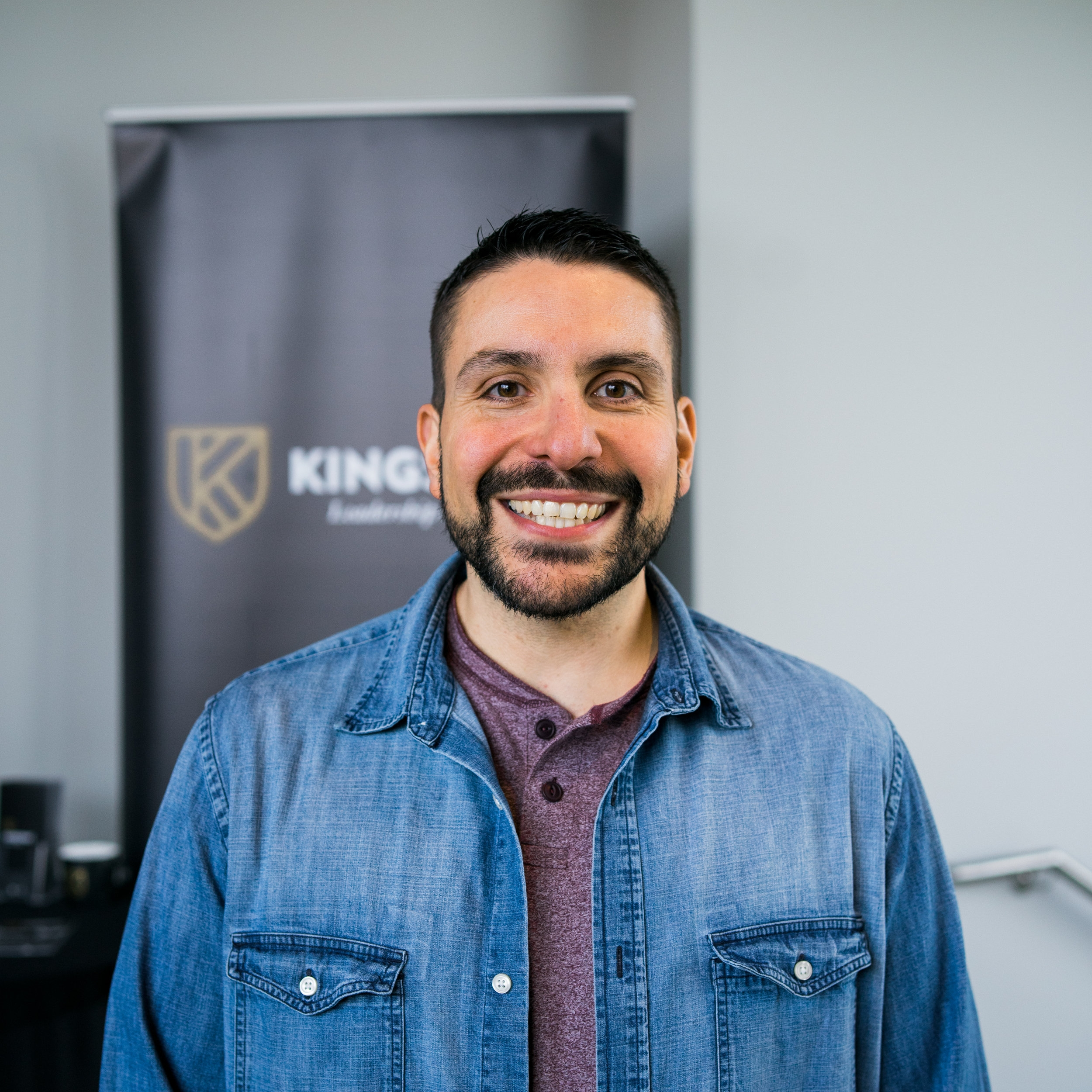 PhilCaporale - Phil is part of the pastoral team at Kingsway Church and serves as the director of Kingsway Leadership School. Part of his role is casting vision for the school and directing the KLS lead team.