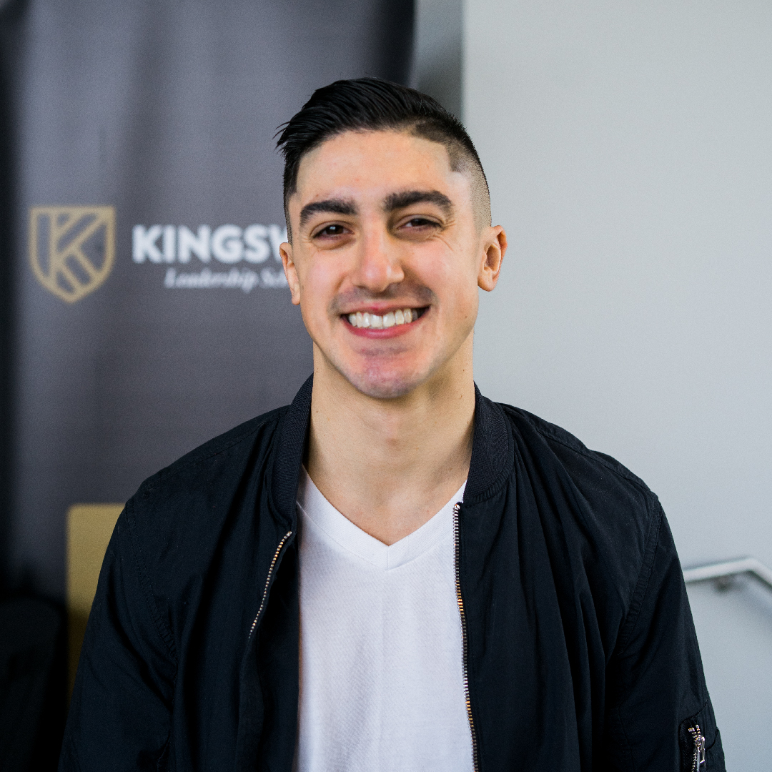 George Probasco - George serves as KLS's assistant director bringing leadership to marketing and recruitment of students. He also assists in building student life, developing curriculum and leading the evening program.