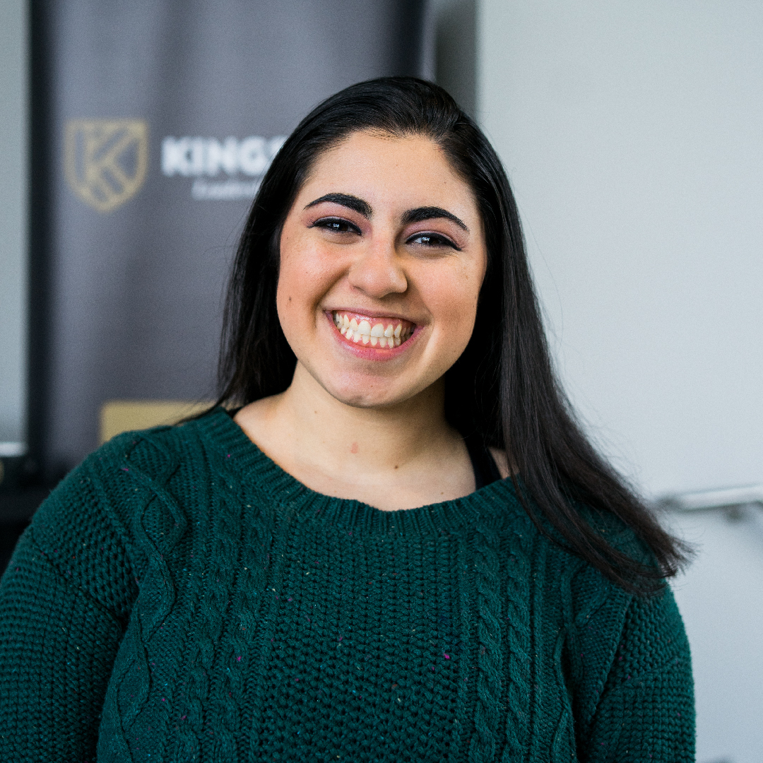 AngiePacitti - Angie's role is bringing administrative support to the the lead team. She is also involved with mentoring students, organizing events, and helping to create a community that students love to be a part of.