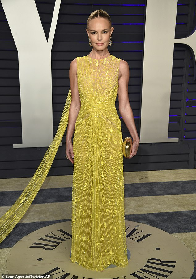 KATE BOSWORTH - The Vogue team's best dressed from the 2019 Vanity Fair Oscars party