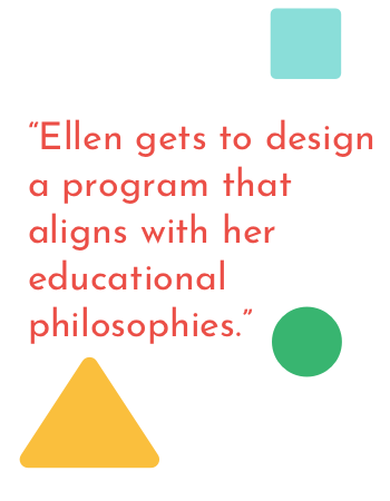 "About Ellen's daycare in Acton, MA: ""Ellen gets to design a program that aligns with her educational philosophies."""