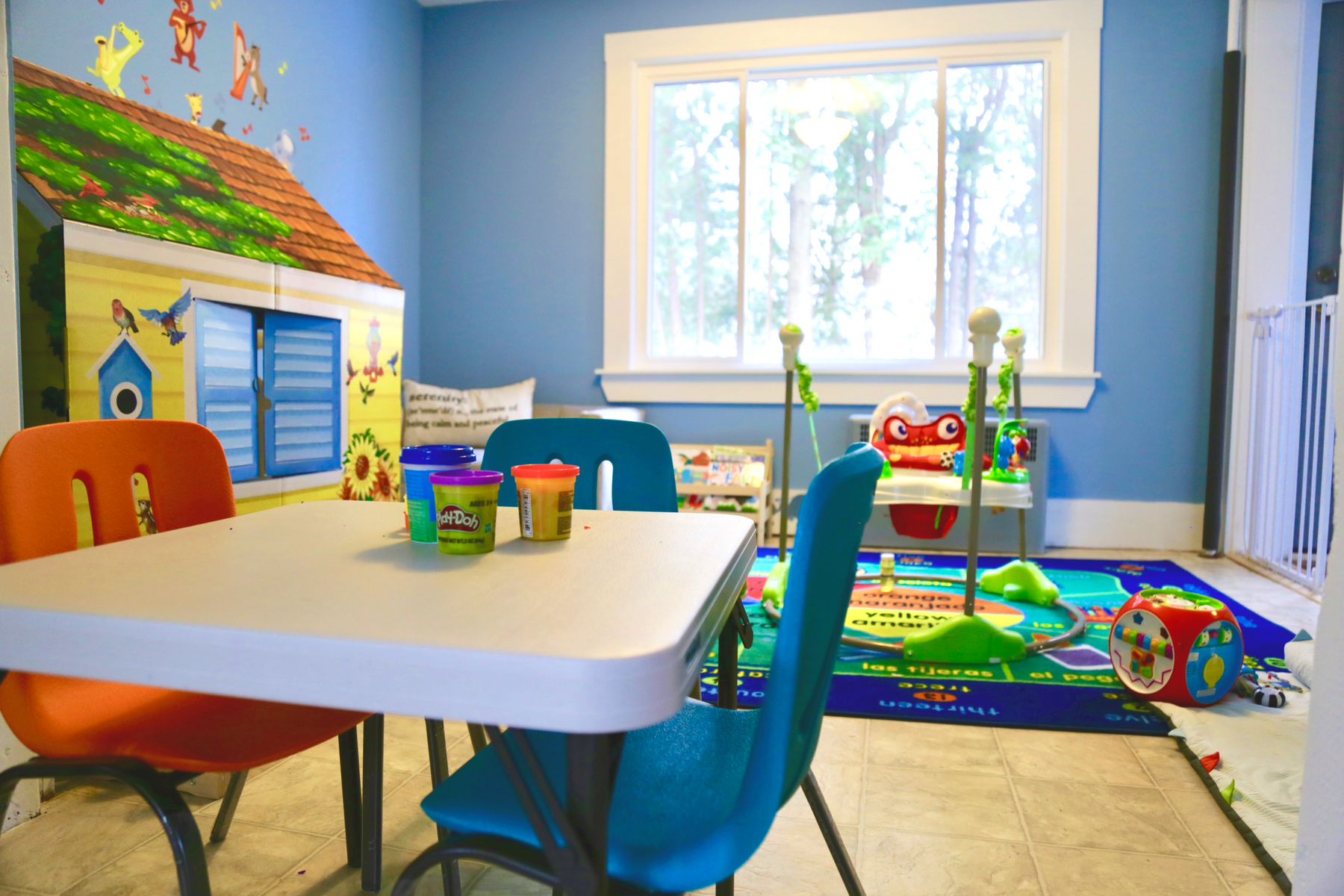 Home daycare in Dedham, MA
